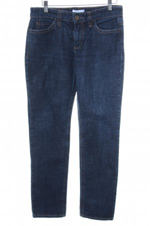 Mac Slim Jeans dunkelblau Casual-Look