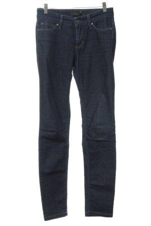 Mac Slim Jeans dunkelblau Jeans-Optik