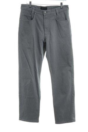 Mac Slim Jeans grau Casual-Look