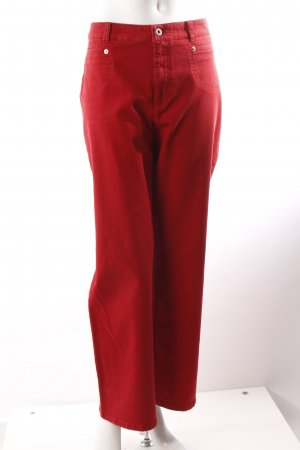 Mac Slim Jeans rot