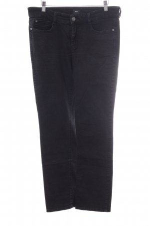 Mac Slim jeans zwart casual uitstraling