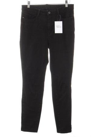 Mac Slim Jeans schwarz Casual-Look