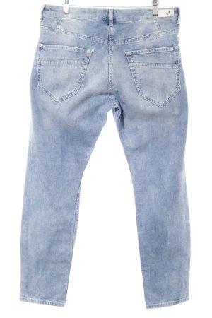 "Mac Slim jeans ""Sexy Carrot"" azuur"