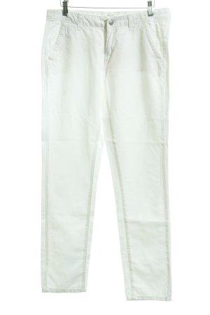 Mac Slim Jeans white Brit look
