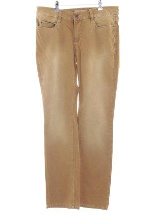 Mac Straight-Leg Jeans nude Casual-Look