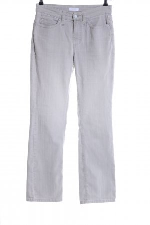 Mac Straight-Leg Jeans hellgrau Casual-Look