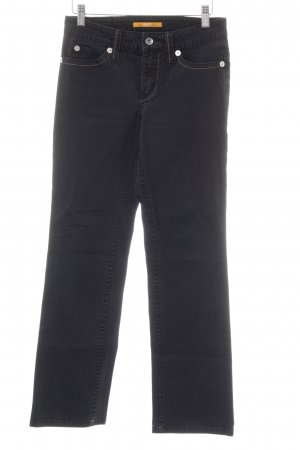 Mac Straight-Leg Jeans anthrazit Casual-Look