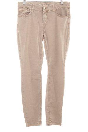 Mac Straight-Leg Jeans beige Casual-Look
