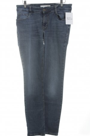 """Mac Jeans coupe-droite """"Carrie Pipe"""" bleu"""