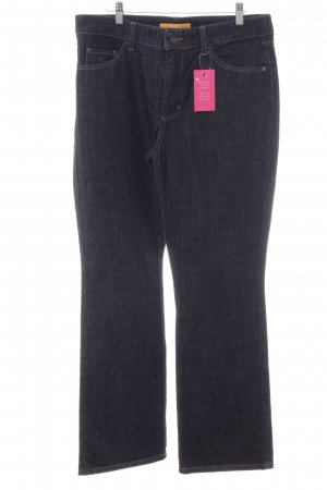 Mac Straight-Leg Jeans dunkelblau Jeans-Optik