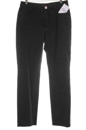 Mac Straight-Leg Jeans dunkelgrün-petrol Casual-Look