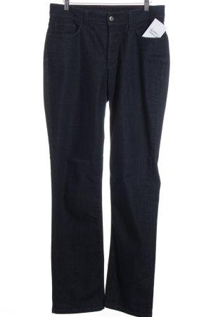 "Mac Straight-Leg Jeans ""Melanie"" dunkelblau"