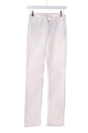 Mac Straight-Leg Jeans weiß