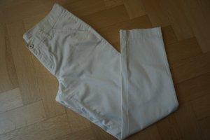 MAC Stretch Baumwoll Hose Chino in weiß SALLY Gr.36/28