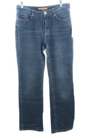 Mac Stretch Jeans blau klassischer Stil