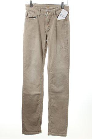 """Mac Stretch Jeans """"DREAM"""" beige"""