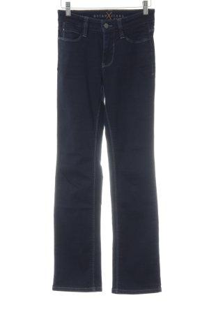 Mac Jeans stretch bleu foncé style décontracté