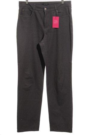 Mac Stretch Jeans dunkelgrau Casual-Look