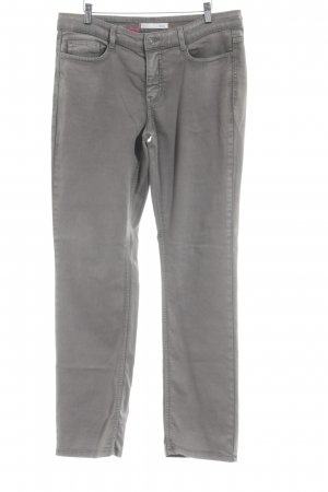 Mac Stretch broek grijs-bruin Gemengd weefsel