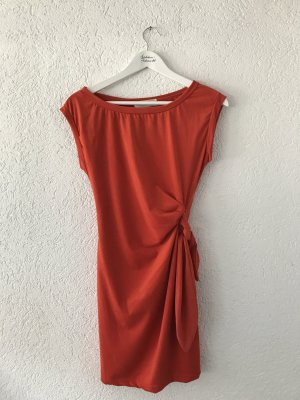 Machima Kleid orange