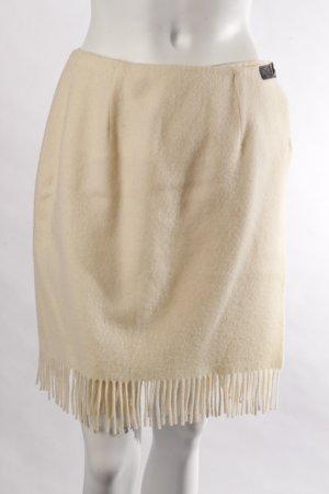 Wraparound Skirt cream