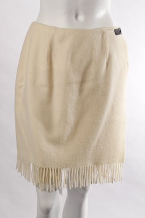 Wraparound Skirt cream