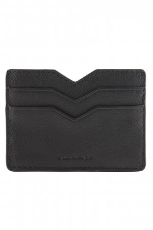 Mackage Porte-cartes noir style simple