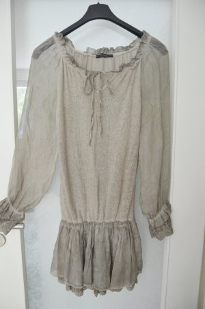 Made In Italy Bluse Oberteil Strick Mohair / Wolle
