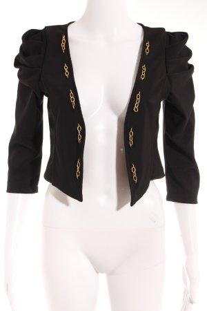Made in Italy Bolero schwarz Elegant