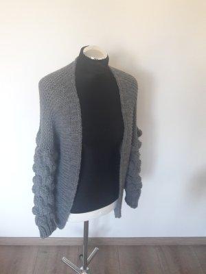 Made in Italy Cardigan grey