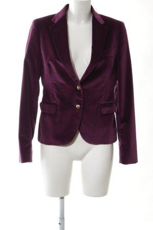 Made in Italy Kurz-Blazer pink Business-Look