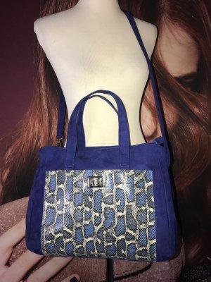 Made in Italy Bolso azul