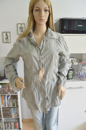 Made in Italy luftige Bluse L/XL Leo