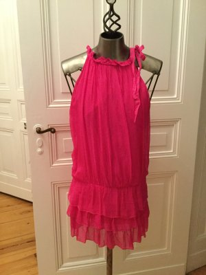 Made in Italy Seidentunika onesize in pink - € 89