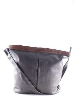 Made in Italy Shopper black-brown casual look