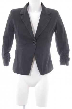 Made in Italy Smoking-Blazer schwarz Elegant