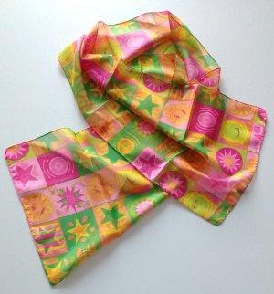 Made in Italy - Sommertuch für die Dame, helle Farben
