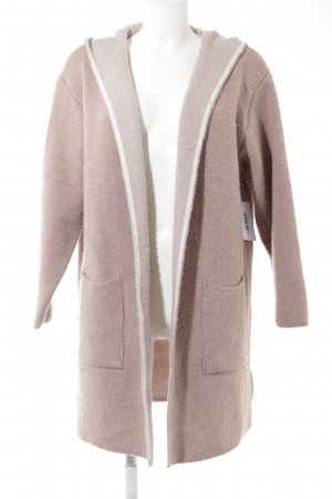Made in Italy Strick Cardigan altrosa Casual-Look