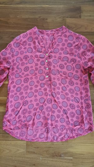 Made in Italy Tuniek roze