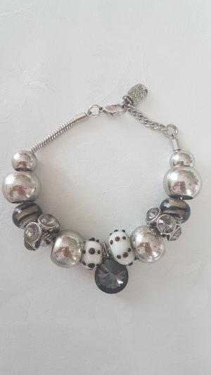 Charm Bracelet silver-colored