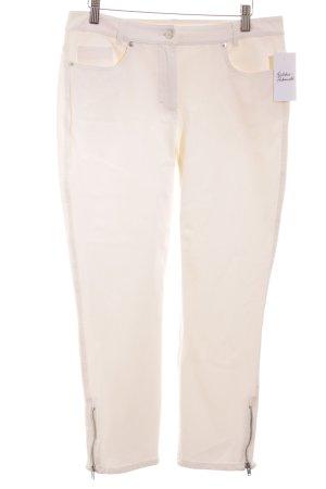Madeleine Jeans a 7/8 color carne stile casual