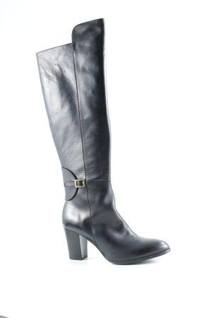 Madeleine Heel Boots black elegant