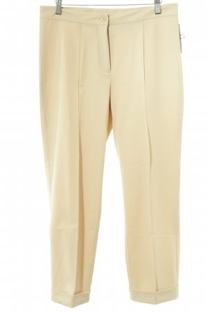 Madeleine Suit Trouser sand brown business style