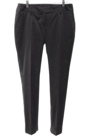 Madeleine Pantalone da abito nero stile professionale