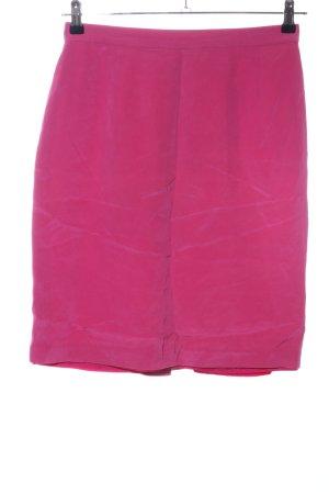 Madeleine Bleistiftrock pink Business-Look
