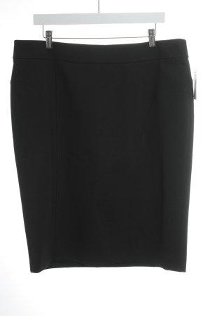 Madeleine Bleistiftrock schwarz Elegant