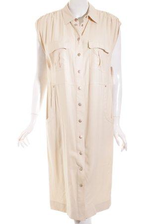 Madeleine Blusenkleid creme Casual-Look