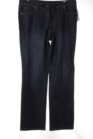 Madeleine Boot Cut Jeans blau Casual-Look