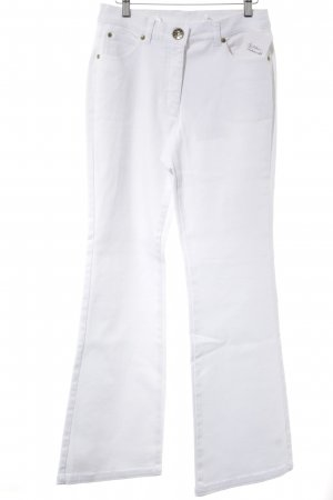 Madeleine Boot Cut Jeans white casual look