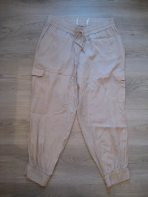Madeleine Cargo Pants gold-colored